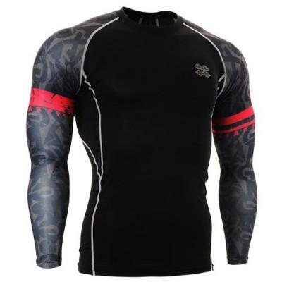 Компрессионная футболка FIXGEAR CPD-BG6 (00461)