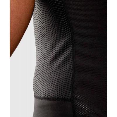 Рашгард Venum G-Fit Rashguard Short Black/Gold (02143) фото 6