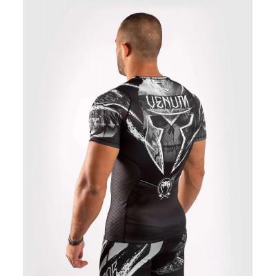 Рашгард Venum GLDTR 4.0 Rashguard shorts (02051) фото 4