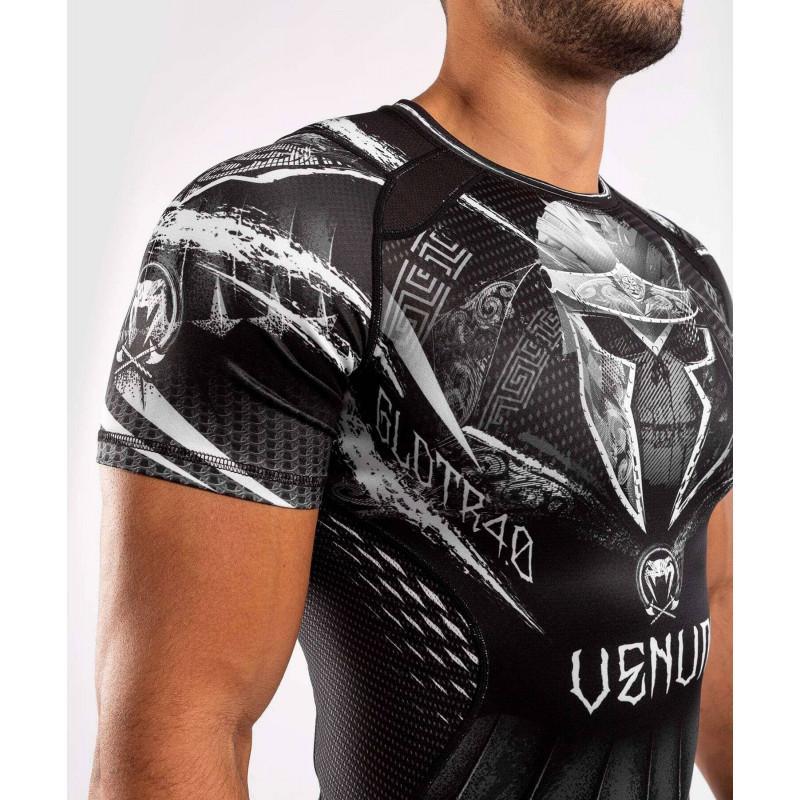 Рашгард Venum GLDTR 4.0 Rashguard shorts (02051) фото 5