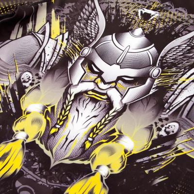 Рашгард Venum Viking 2.0 Чёрный/Желтый (01872) фото 6