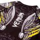 Рашгард Venum Viking 2.0 Чёрный/Желтый (01872)