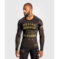 Рашгард Venum Boxing Lab Rashguard Long Black/G
