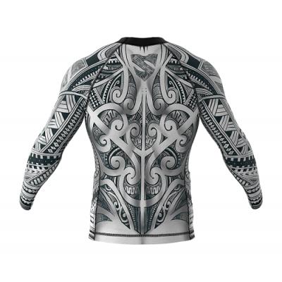 Рашгард с длинным рукавом SMMASH Maori (01103) фото 2