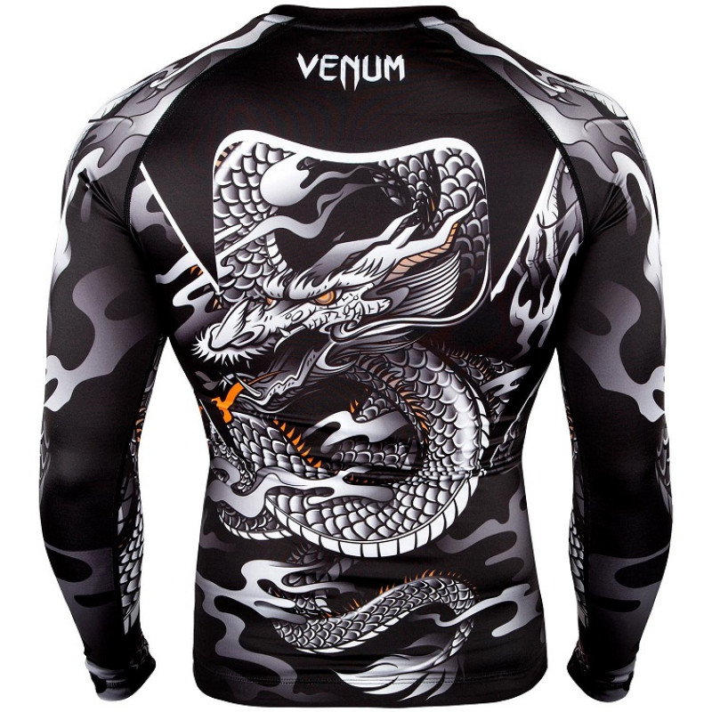 Рашгард Venum Dragons Flight Rashguard Long (01323) фото 2