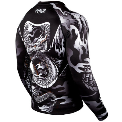 Рашгард Venum Dragons Flight Rashguard Long (01323) фото 3