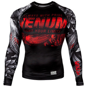 Рашгард Venum Koi 2.0 Rashguards Long Sleeves