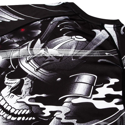 Рашгард Venum Samurai Skull Rashguard Long (01342) фото 8