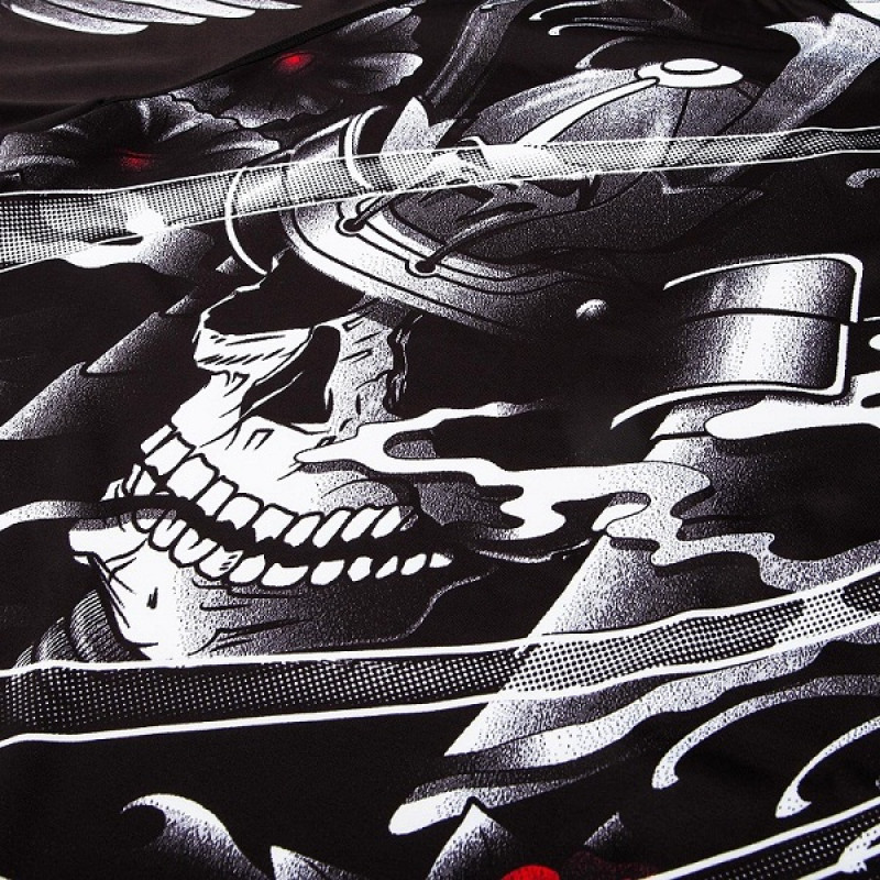 Рашгард Venum Samurai Skull Rashguard Long (01342) фото 6