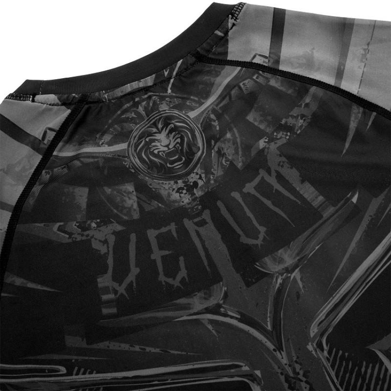 Рашгард Venum Gladiator 3.0 Rashguard Short (01553) фото 5