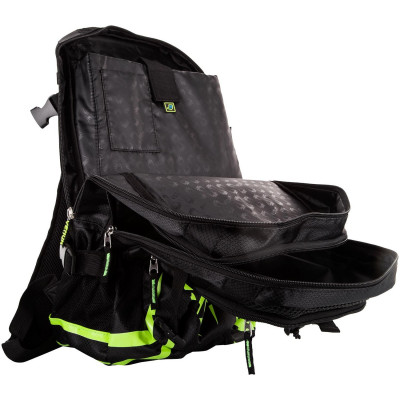 Рюкзак Venum Challenger Pro Backpack Black/Neo/ Yellow (01701) фото 9