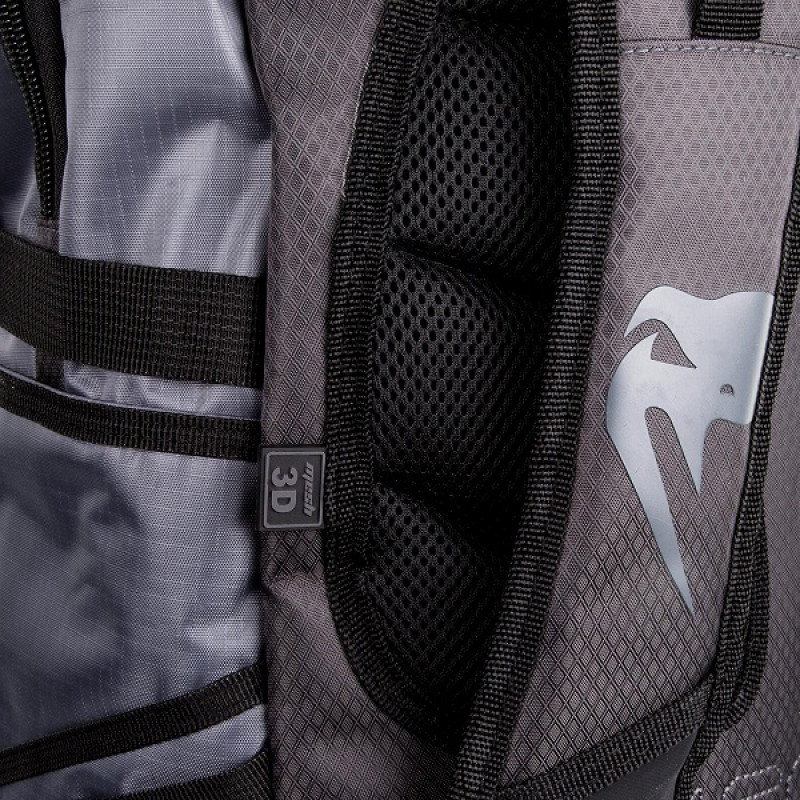 Рюкзак Venum Challenger Xtrem Backpack Grey/Grey (01702) фото 7