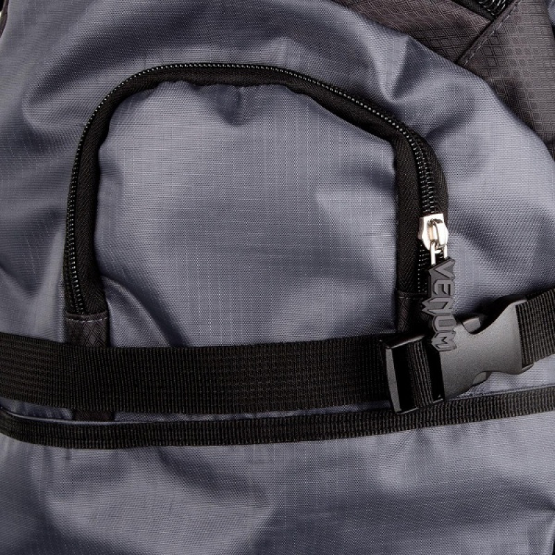 Рюкзак Venum Challenger Xtrem Backpack Grey/Grey (01702) фото 8