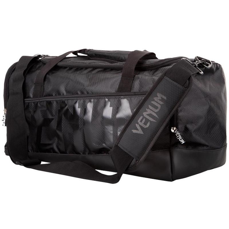 Сумка Venum Sparring Sport Bag Black (01173) фото 1
