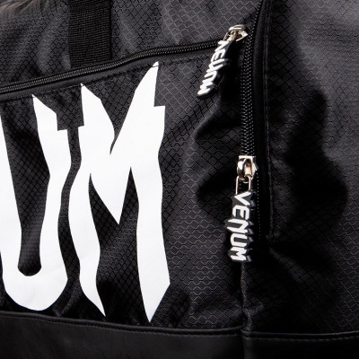 Сумка Venum Sparring Sport Bag Black White (01174) фото 2
