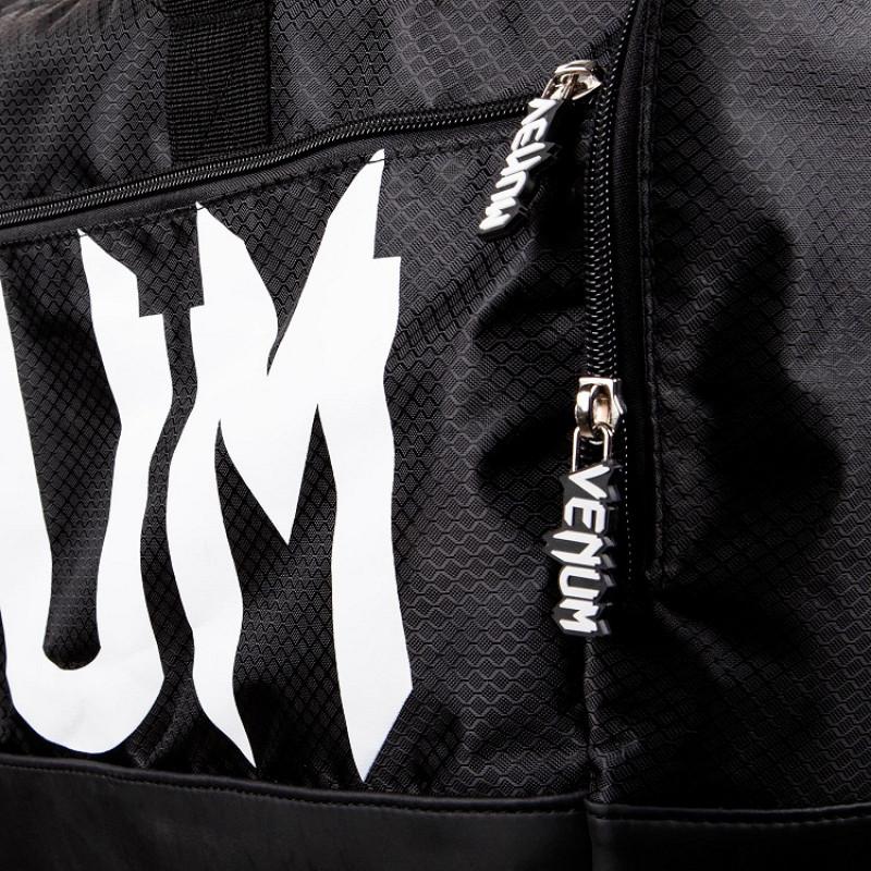 Сумка Venum Sparring Sport Bag Black White (01174) фото 8