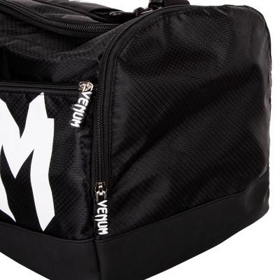 Сумка Venum Sparring Sport Bag Black White (01174) фото 4