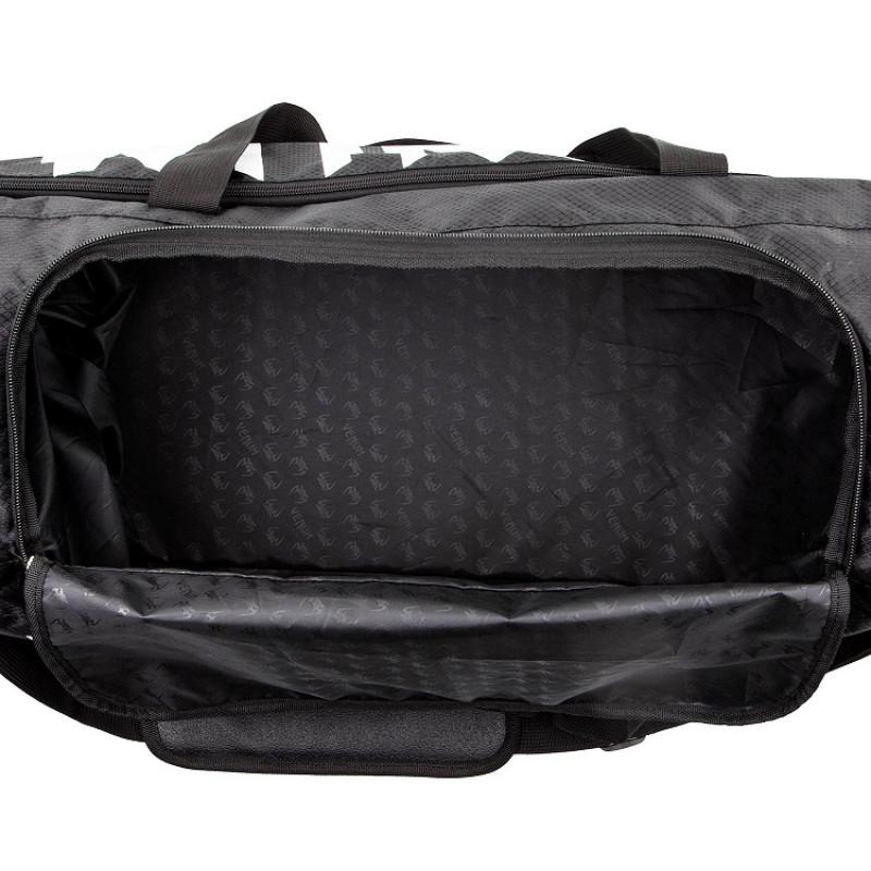 Сумка Venum Sparring Sport Bag Black White (01174) фото 6