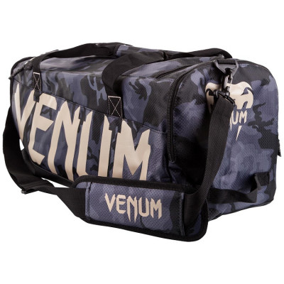 Сумка Venum Sparring Sport Bag Dark Camo (01332)
