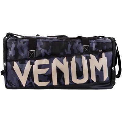 Сумка Venum Sparring Sport Bag Dark Camo (01332) фото 2