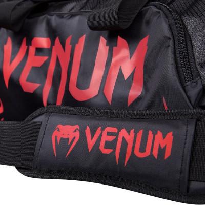 Сумка Venum Trainer Lite Sport Bag Red Devil (01328) фото 9