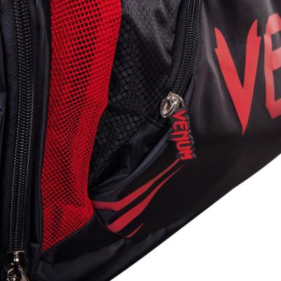 Сумка Venum Trainer Lite Sport Bag Red Devil (01328) фото 5
