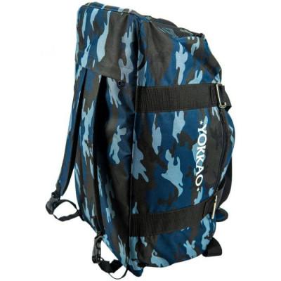 Сумка YOKKAO Gym bag camo blue (01779) фото 3
