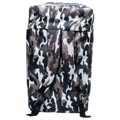 Сумка YOKKAO Gym bag camo grey (01662) фото 3