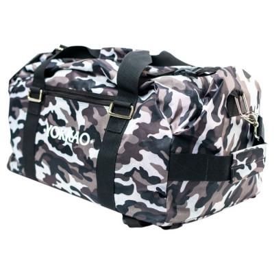 Сумка YOKKAO Gym bag camo grey (01662) фото 4