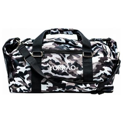 Сумка YOKKAO Gym bag camo grey (01662) фото 2