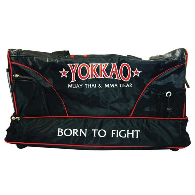 Сумка Gym Bag Yokkao Fight Team (01526) фото 1