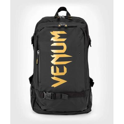 Рюкзак Venum Challenger Pro Evo Black/Gold (02163) фото 1