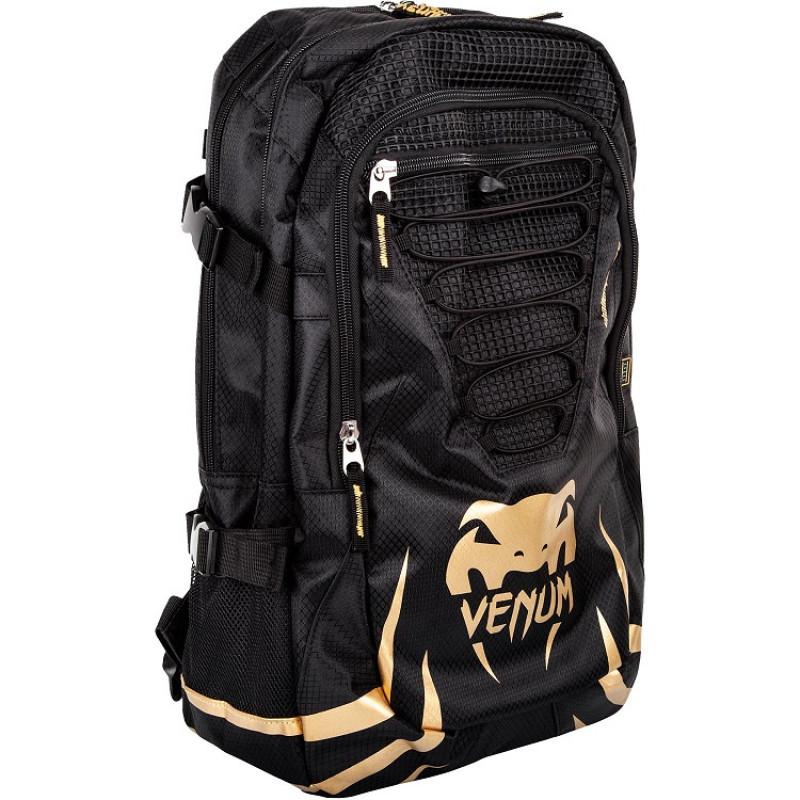 Рюкзак Venum Challenger Pro Backpack Black/Gold (01568) фото 3