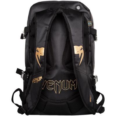 Рюкзак Venum Challenger Pro Backpack Black/Gold (01568) фото 2