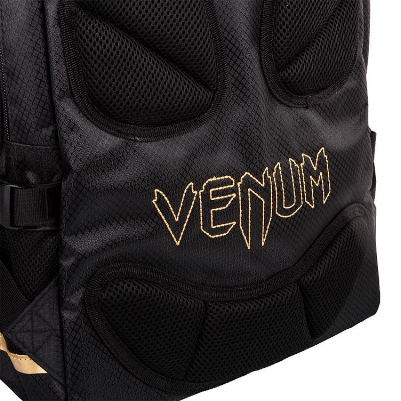 Рюкзак Venum Challenger Pro Backpack Black/Gold (01568) фото 8