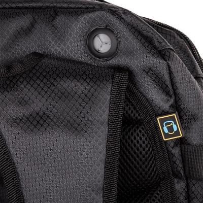 Рюкзак Venum Challenger Pro Backpack Black/Gold (01568) фото 9