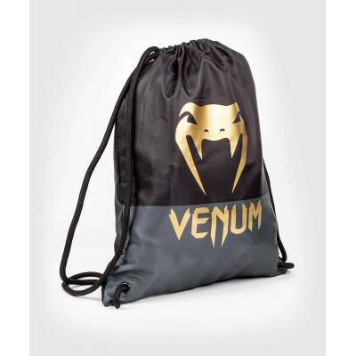 Сумка Venum Classic Drawstring Bag Black/Bronze (02164) фото 1