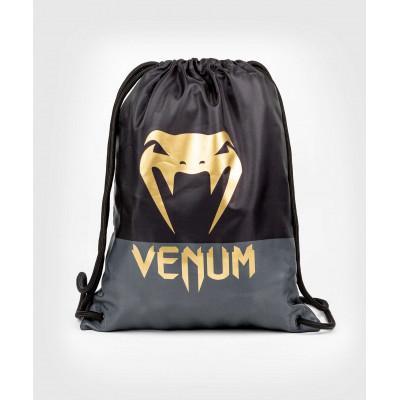 Сумка Venum Classic Drawstring Bag Black/Bronze (02164) фото 2