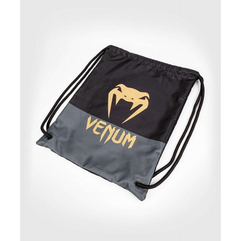 Сумка Venum Classic Drawstring Bag Black/Bronze (02164) фото 4