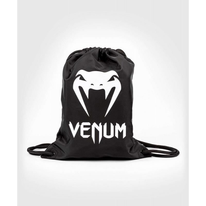 Сумка Venum Classic Drawstring Bag Black/White (02165) фото 2
