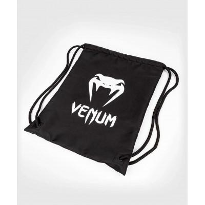 Сумка Venum Classic Drawstring Bag Black/White (02165) фото 4