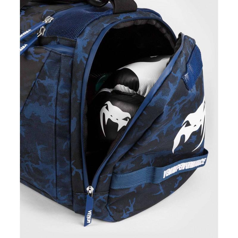 Сумка Venum Trainer Lite Evo Sports Bags Blue/W (02076) фото 7