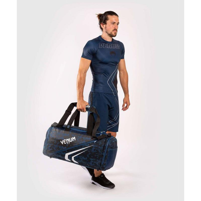 Сумка Venum Trainer Lite Evo Sports Bags Blue/W (02076) фото 8