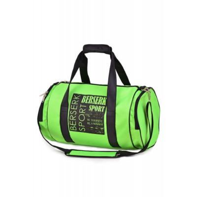Сумка спортивная MOBILITY neon green (01070)