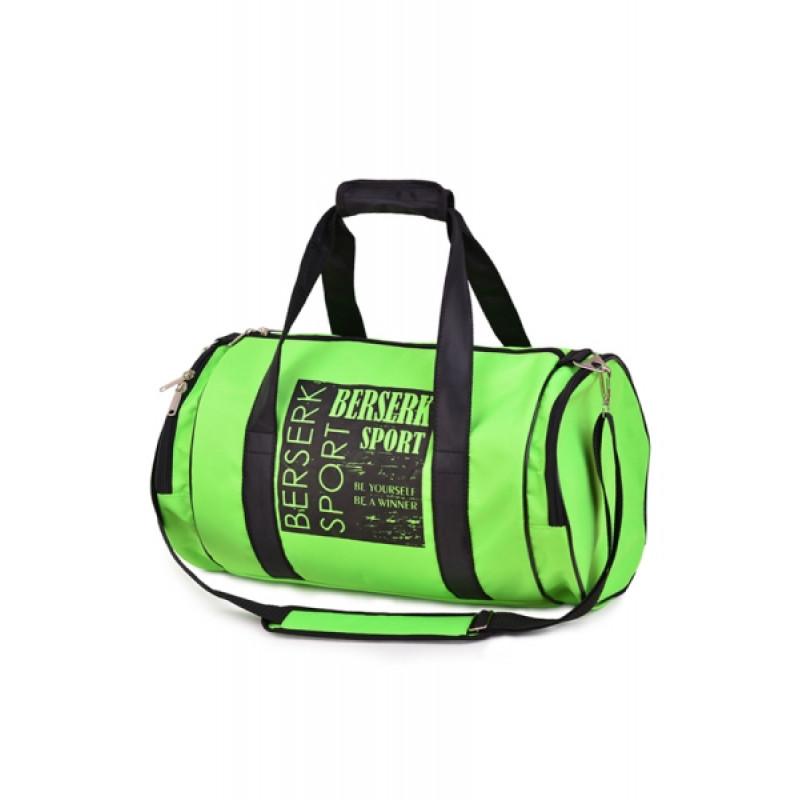 Сумка спортивная MOBILITY neon green (01070) фото 1