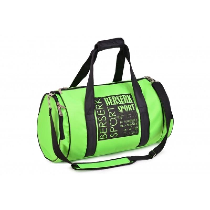 Сумка спортивная MOBILITY neon green (01070) фото 5