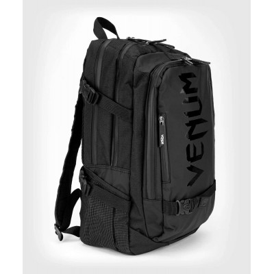 Рюкзак Venum Challenger Pro Evo Чорний/Чорний (01978) фото 1