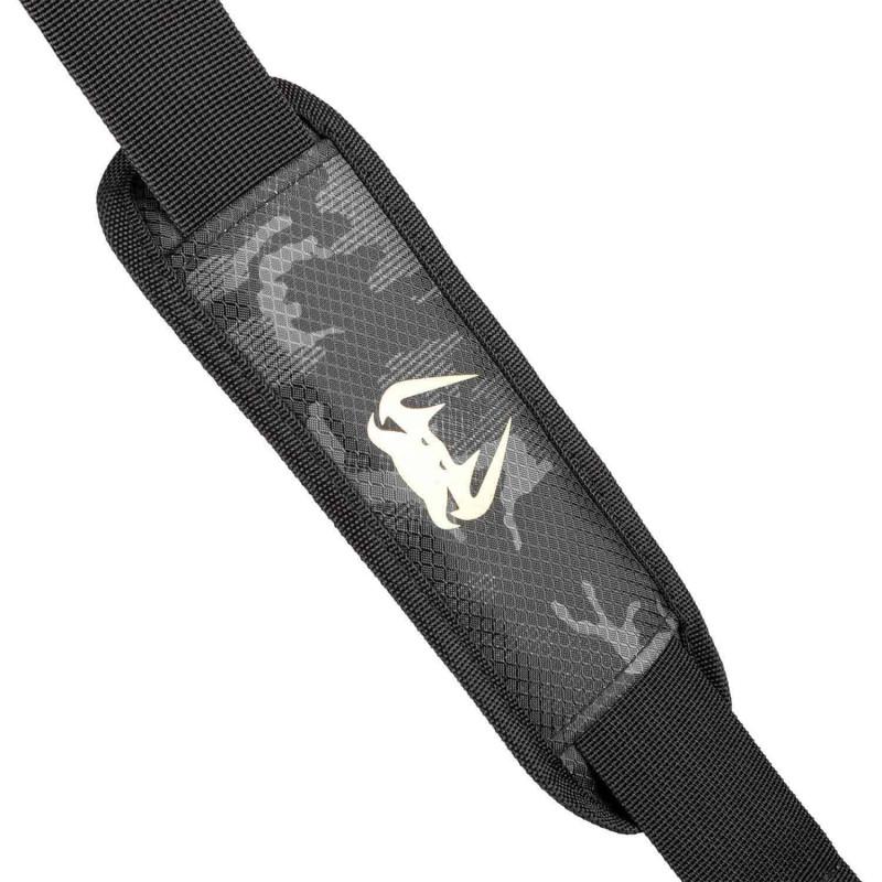 Спортивна Сумка Venum Sparring Sport Bag Темний камуфляж/Золото (01869) фото 5