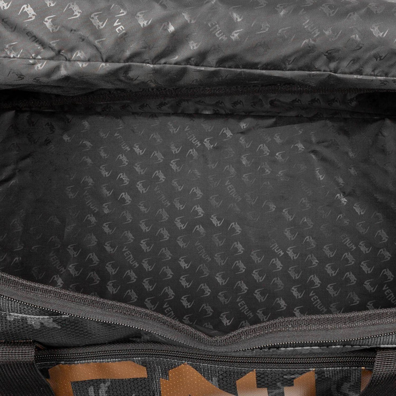 Спортивна Сумка Venum Sparring Sport Bag Темний камуфляж/Золото (01869) фото 8