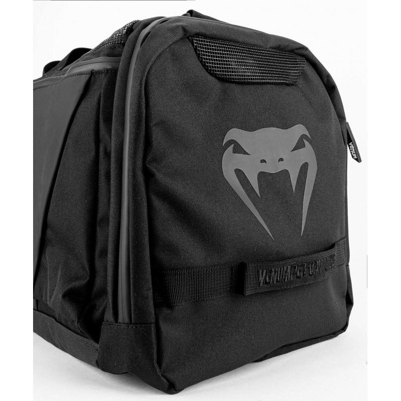Спортивная сумка Venum Trainer Lite Evo Sports Black/Black (01983) фото 5